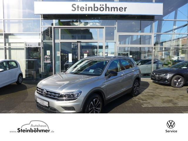 Volkswagen Tiguan IQ.DRIVE 1.5TSI Navi AHK LED HUD Sitzhz., Jahr 2019, Benzin