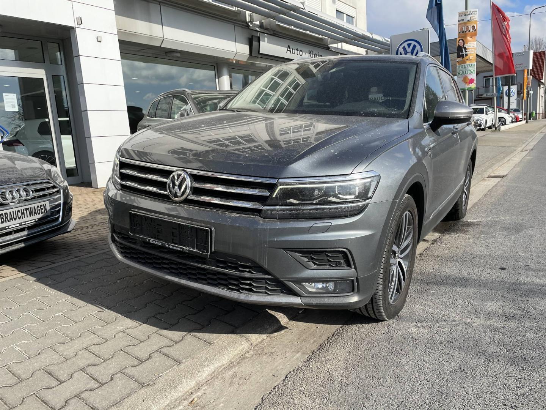 Volkswagen Tiguan Allspace Comfortline 1.4 -Panorama-Navi-D, Jahr 2017, Benzin