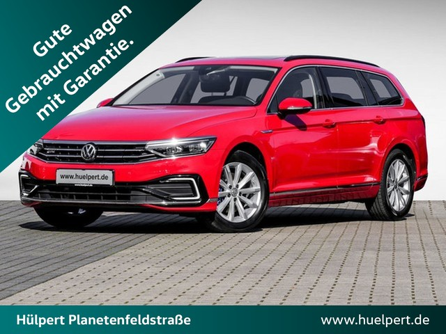 Volkswagen Passat 1.4 TSI Plug-In Hybrid GTE OPF IQ.LIGHT NAVI DAB+ PANO CAM APP-CONN ALU17 WINTERPAKET DCC, Jahr 2020, Hybrid