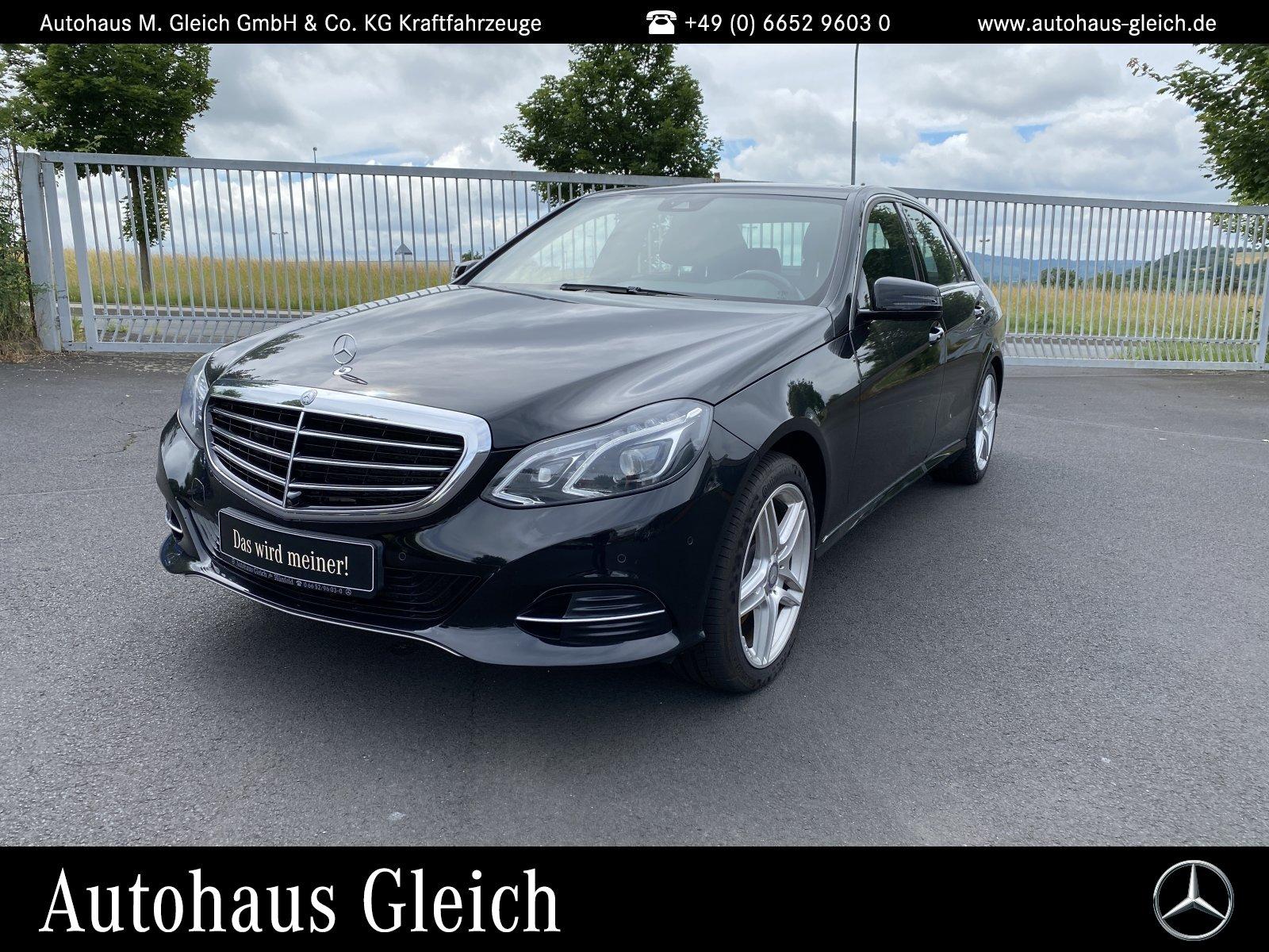 Mercedes-Benz E 400 BlueEFFICIENCY 4MATIC Limousine COMAND APS, Jahr 2013, Benzin