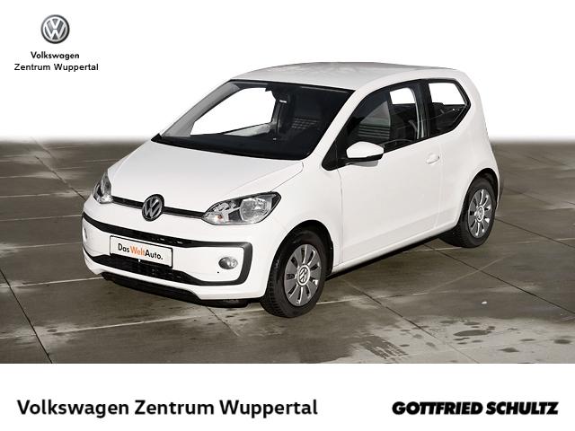 Volkswagen up! 1,0 move NAVI KLIMA SHZ ZV, Jahr 2017, Benzin