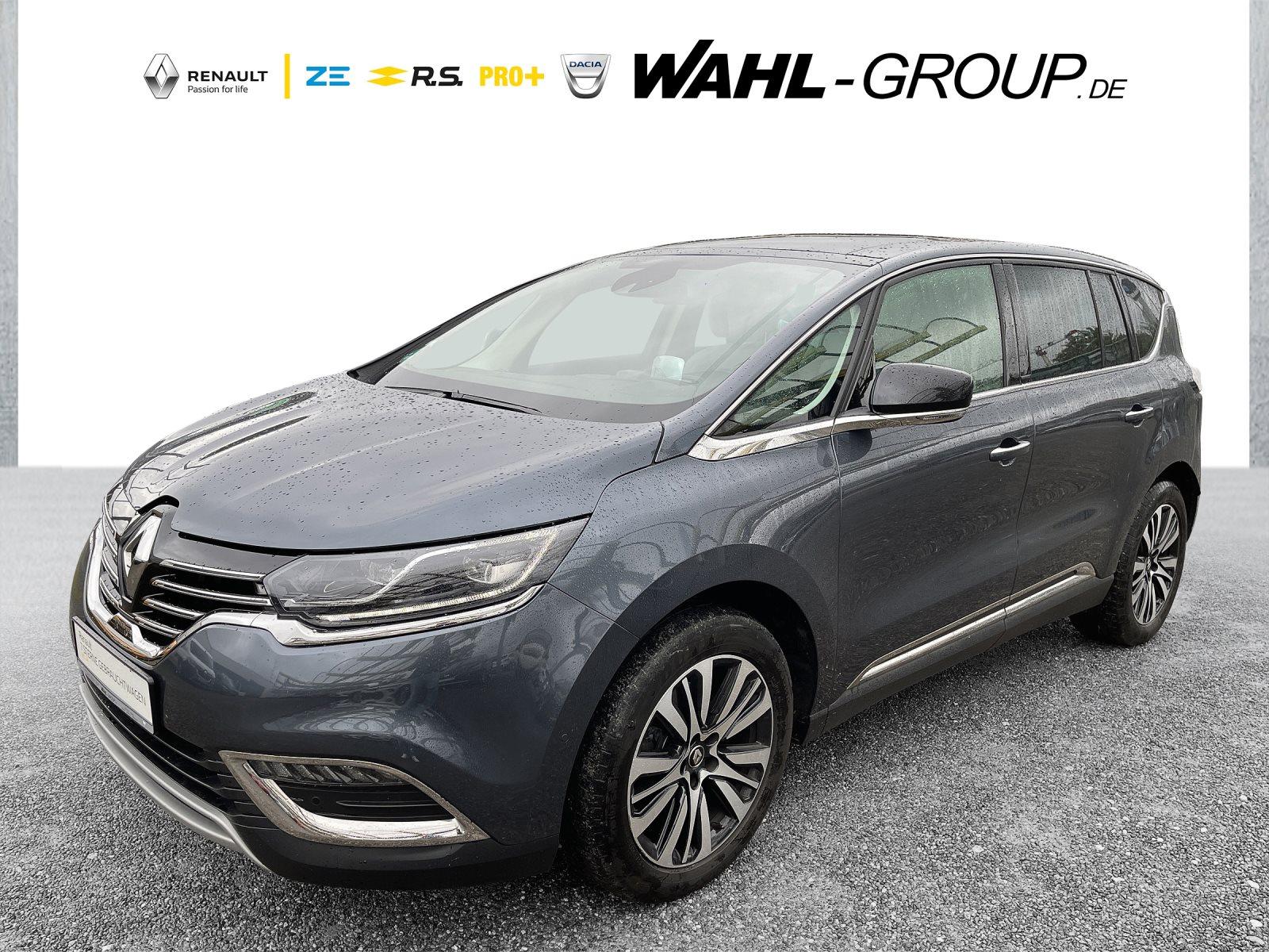 Renault Espace Initiale Paris dCi 160 EDC Head-Up DAB, Jahr 2018, Diesel