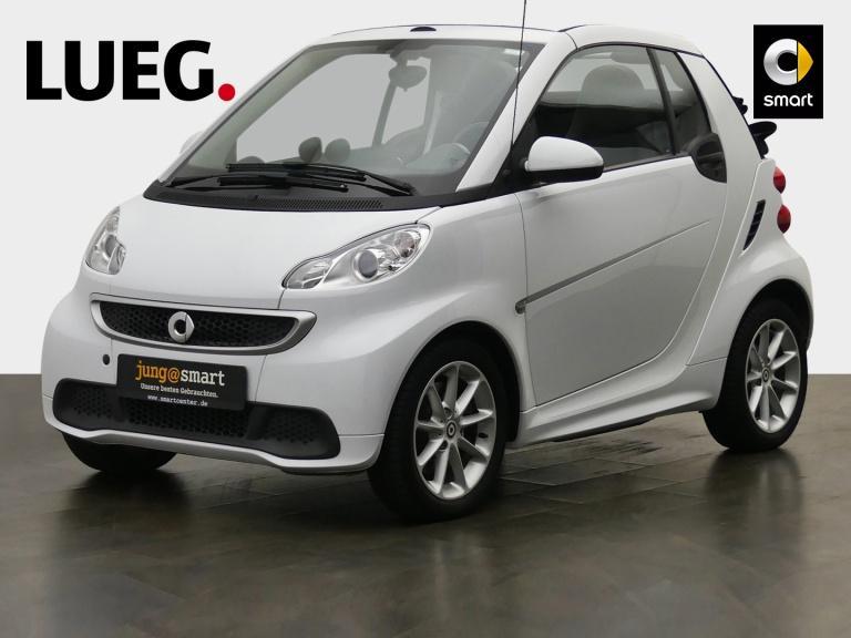 smart fortwo cabrio Elektro drive Sale&Care mtl. 65 E, Jahr 2014, Elektro