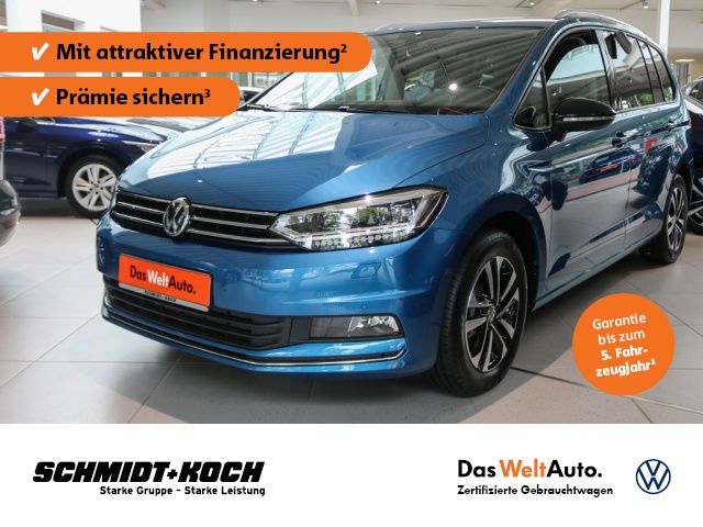 Volkswagen Touran 2.0 TDI BMT IQ.DRIVE DSG, LED, Navi, Jahr 2020, Diesel