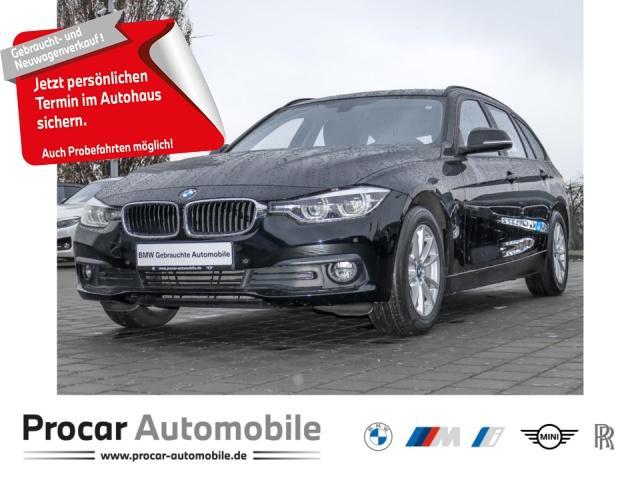 BMW 320d Touring Advantage Navi LED PDC USB Tempomat, Jahr 2017, Diesel