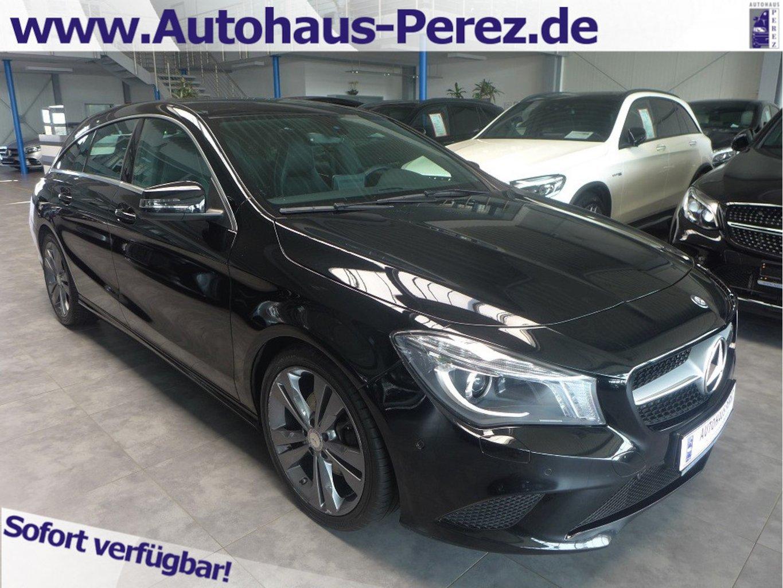 Mercedes-Benz CLA 220 Shooting Brake 7G-TRONIC URBAN- BI-XENON, Jahr 2016, Diesel