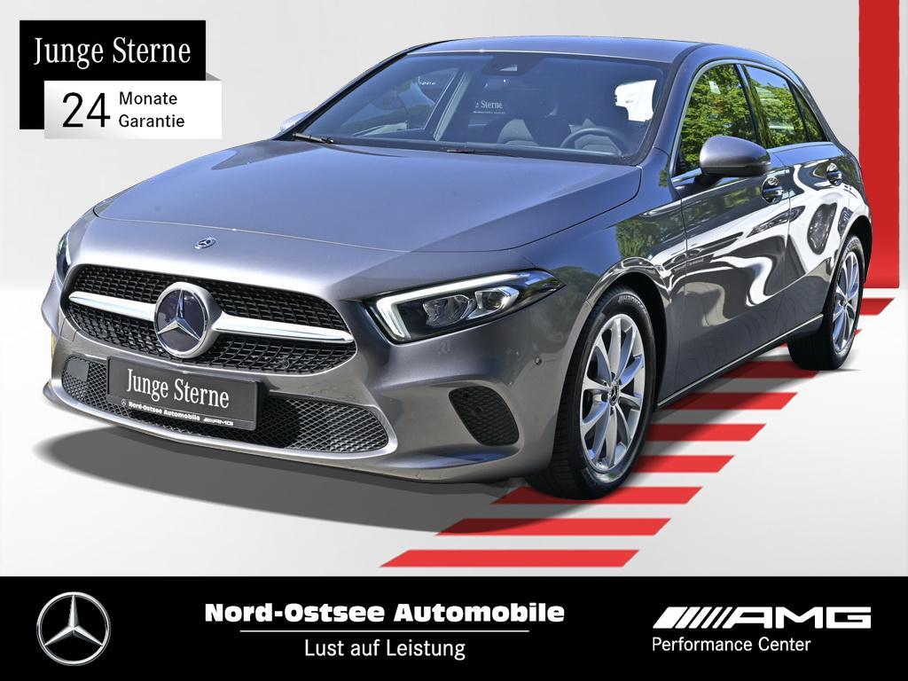 Mercedes-Benz A 180 Progressive Premi Navi LED SHZ Parktronic, Jahr 2019, Benzin