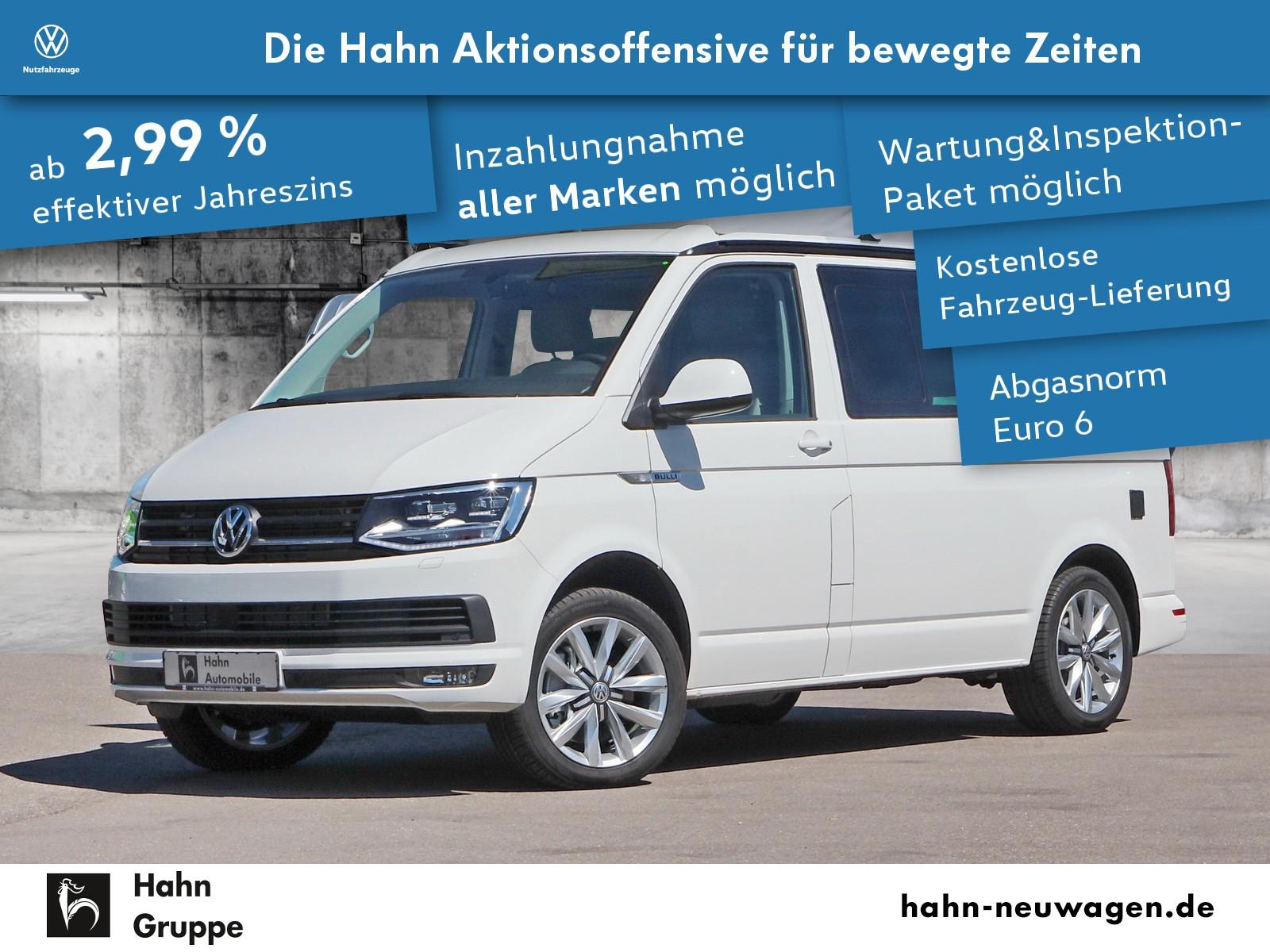 Volkswagen T6 California Beach 2,0TDI LED VERSANDKOSTENFREI, Jahr 2018, Diesel