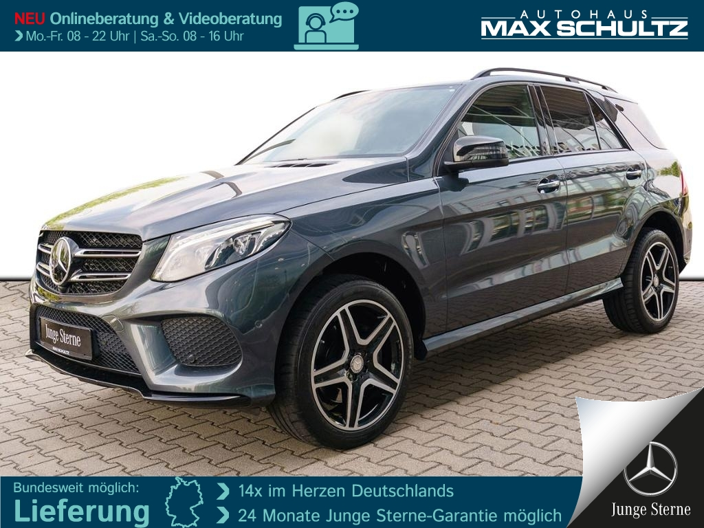 Mercedes-Benz GLE 250 d AMG*Fahrassist.*360°*Night*LED*AHK, Jahr 2015, Diesel