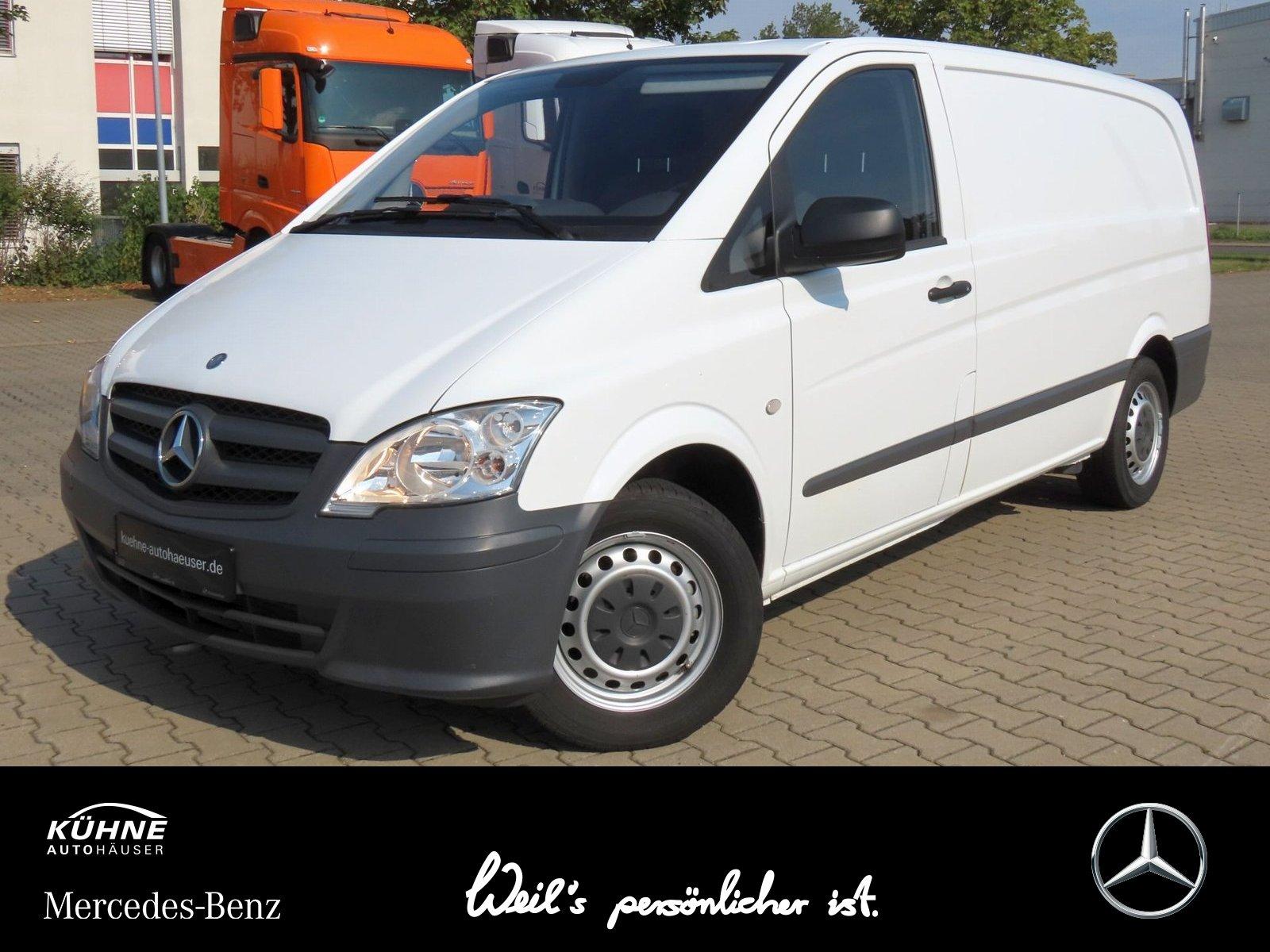 Mercedes-Benz Vito 113 Lang Klima.AHK.Shz.Sortimoausbau u.v.m., Jahr 2013, Diesel