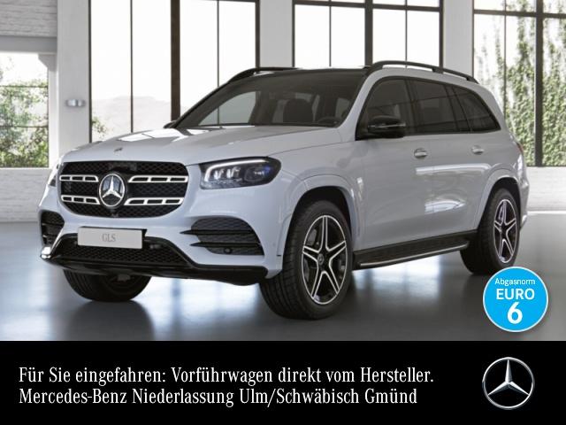 Mercedes-Benz GLS 350 d 4M AMG Fahrass WideScreen 360°, Jahr 2021, Diesel