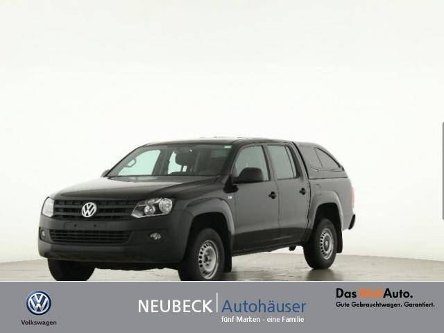 Volkswagen Amarok DoubleCab Basis 103 TDI 4Motion, Jahr 2016, Diesel