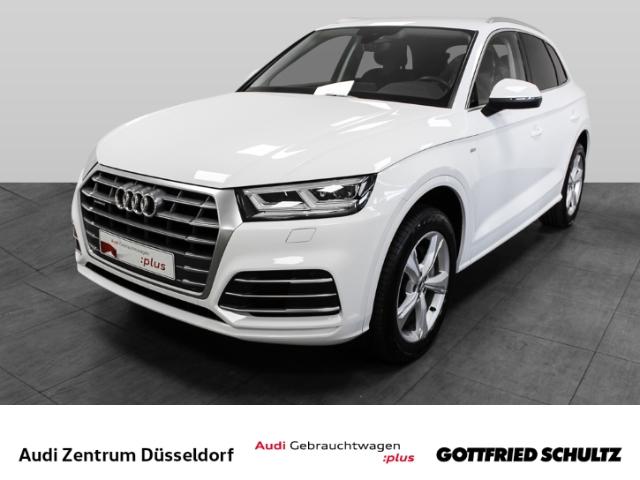 Audi Q5 2.0 TDI quattro S-line S-tronic Sport, Jahr 2018, Diesel
