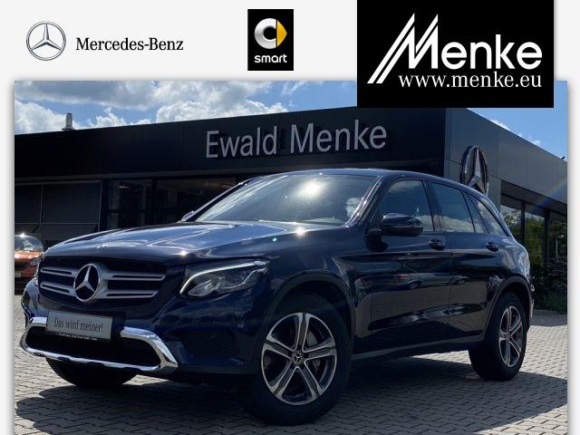 Mercedes-Benz GLC 250 d 4M LED,AHK,Navi,PDC, Jahr 2017, Diesel