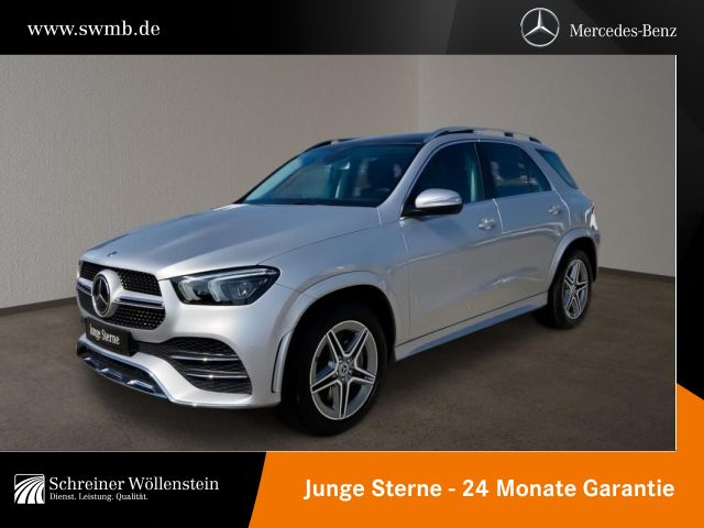 Mercedes-Benz GLE 400 d 4M AMG*FAP*Pano*AHK*Mbeam*RKam*Wide*20, Jahr 2020, Diesel