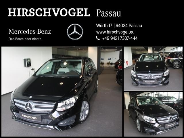 Mercedes-Benz B 180 CDI Urban+Navi+Parktronic+SHZ+Licht-&Sicht, Jahr 2015, Diesel