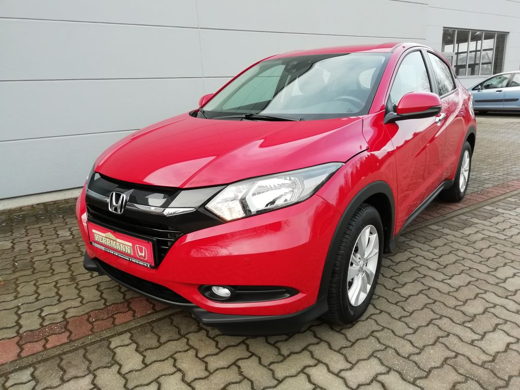 Honda HR-V 1.5 i-VTEC Elegance, Navi, Allwetter, AHZV, Jahr 2017, petrol