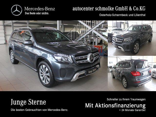 Mercedes-Benz GLS 350 d 4-M*AIRMATIC*MEMORY*HARMAN*PANO*DISTRO, Jahr 2016, Diesel