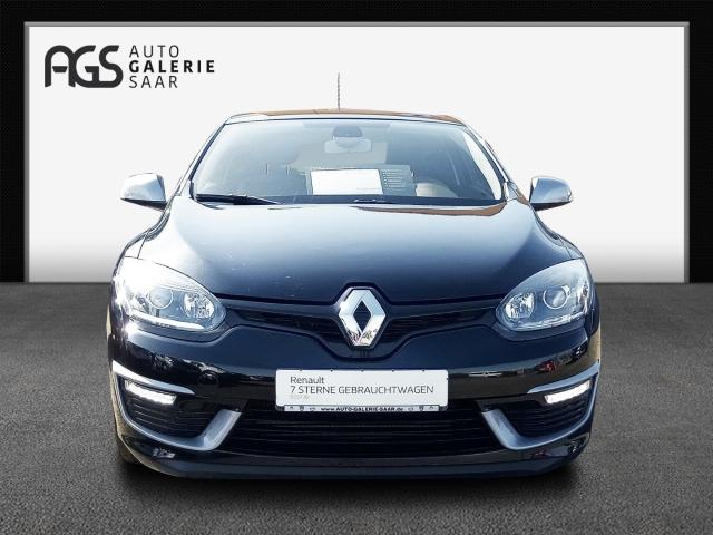 Renault Megane III Coupe GT Line Navi Klimaautom Temp PDC ESP MAL Regensensor Sportsitze Seitenairb., Jahr 2015, Benzin