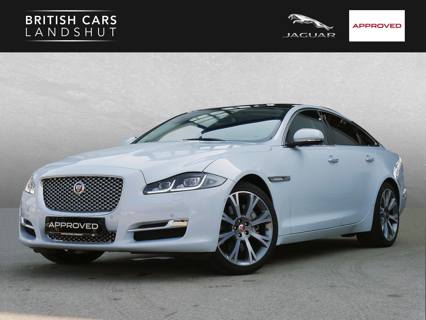 Jaguar XJ 3.0 V6 Diesel Portfolio -20-Zoll Massage-, Jahr 2018, diesel