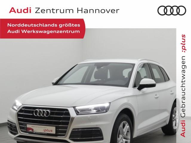 Audi Q5 2.0 TDI Design Navi Einparkhilfe Komfortschlüssel Xenon Plus, Jahr 2017, Diesel