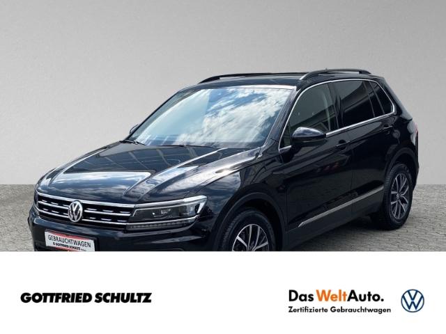 Volkswagen Tiguan 1.5 TSI DSG LED NAVI KAMERA Comfortline, Jahr 2020, Benzin