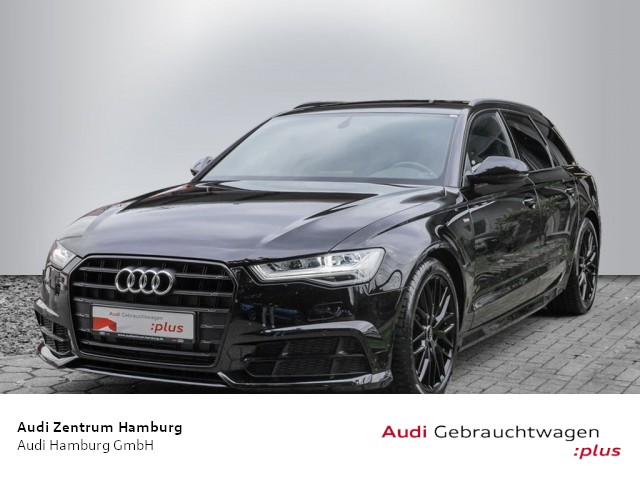 Audi A6 Avant 1,8 TFSI S line S tronic LED NAVI KAMERA, Jahr 2018, Benzin