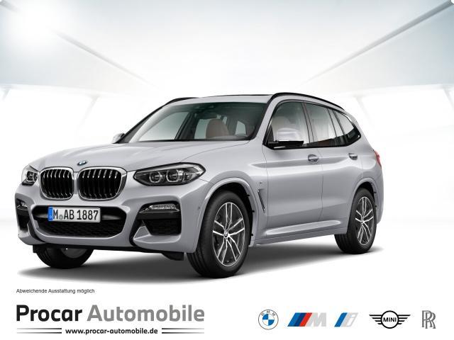 BMW X3 xDrive20d M Sport Navi Prof. Head-Up Panorama, Jahr 2018, Diesel