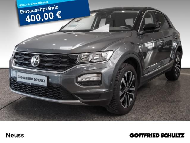 Volkswagen T-Roc 1,6 TDI NAVI+APP+ACTIVE-INFO+2KLIMA+17LM IQ.Drive, Jahr 2019, Diesel