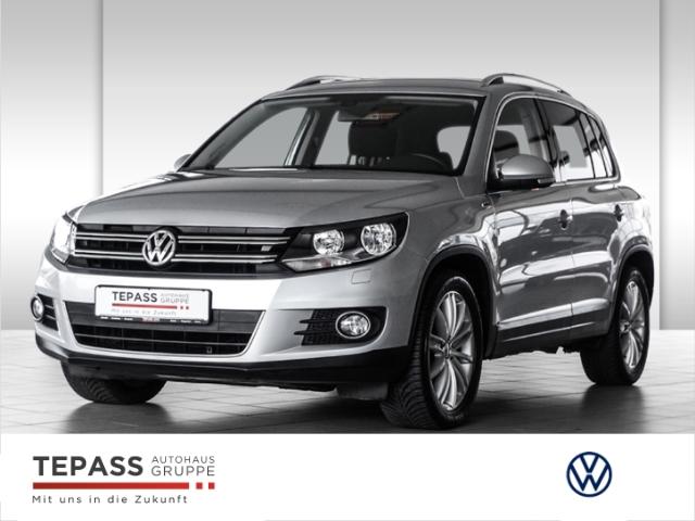 Volkswagen Tiguan 2.0 TDI BMT Lounge NAVI SHZ PDC AHK, Jahr 2016, Diesel