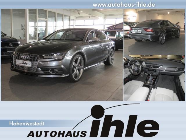 Audi Audi S7 4,0 TFSI V8 tiptronic Sportback MMI+ACC, Jahr 2016, Benzin