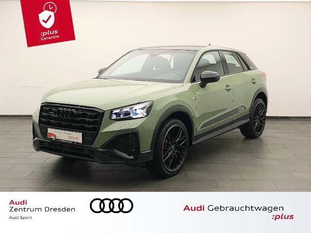 Audi Q2 S line 35TDI quattro S tronic edition one, Jahr 2021, Diesel