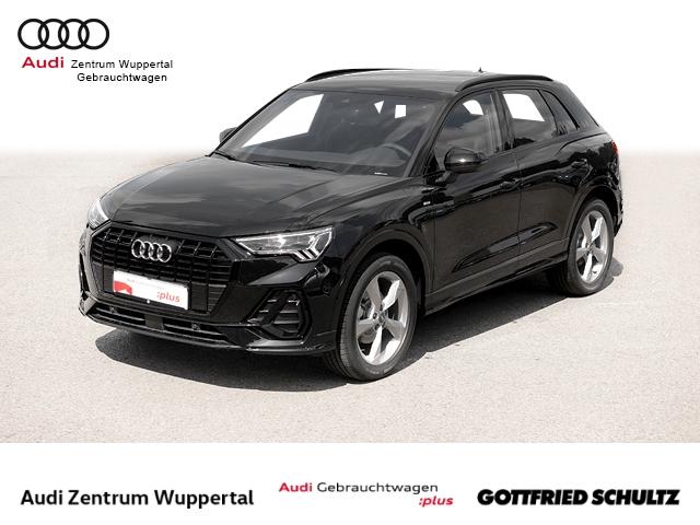 Audi Q3 35TDI S-LINE VIRTUAL CONNECT DAB NAVI LED SHZ BT 19ZOLL, Jahr 2020, Diesel