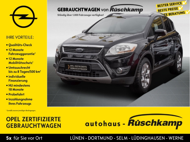 Ford Kuga 2.0 TDCi DPF 4x2 Champions Edition Allwetter Multif.Lenkrad Klima CD, Jahr 2012, diesel