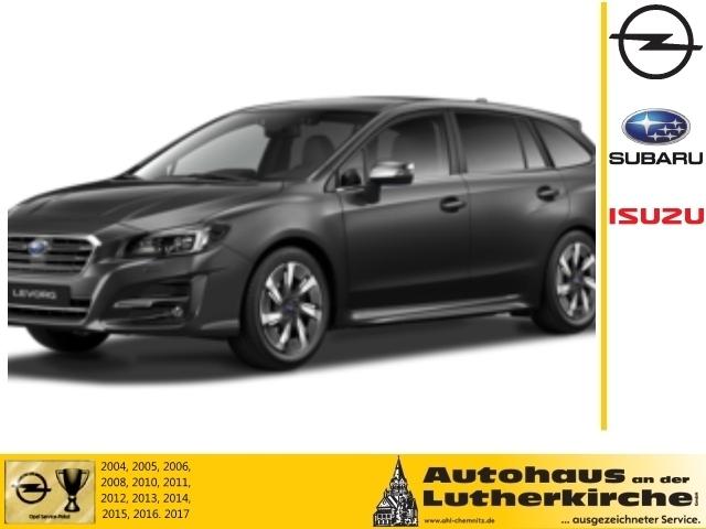 Subaru Levorg 2.0i Active *Allrad**adptiver Tempomat*, Jahr 2019, petrol