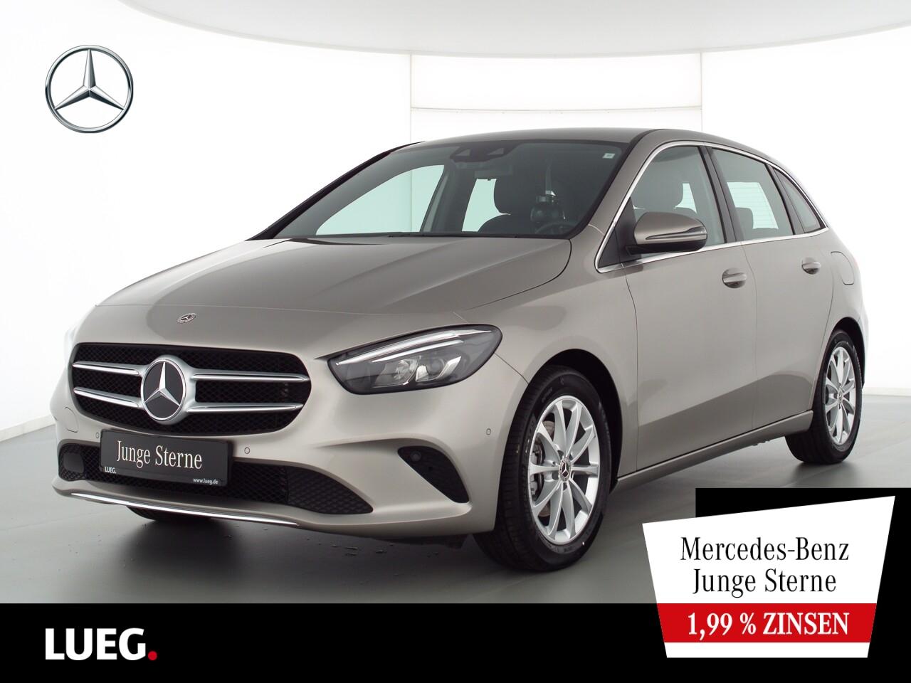 Mercedes-Benz B 200 Progressive+MBUX+Navi+LED-HP+ParkAssistent, Jahr 2020, Benzin