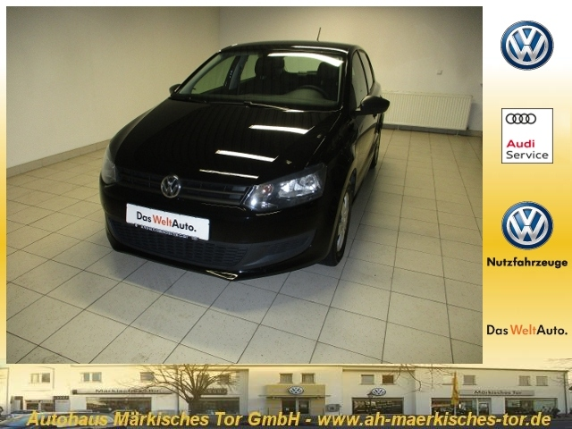 Volkswagen Polo 1,2 Trendline, Jahr 2013, Benzin