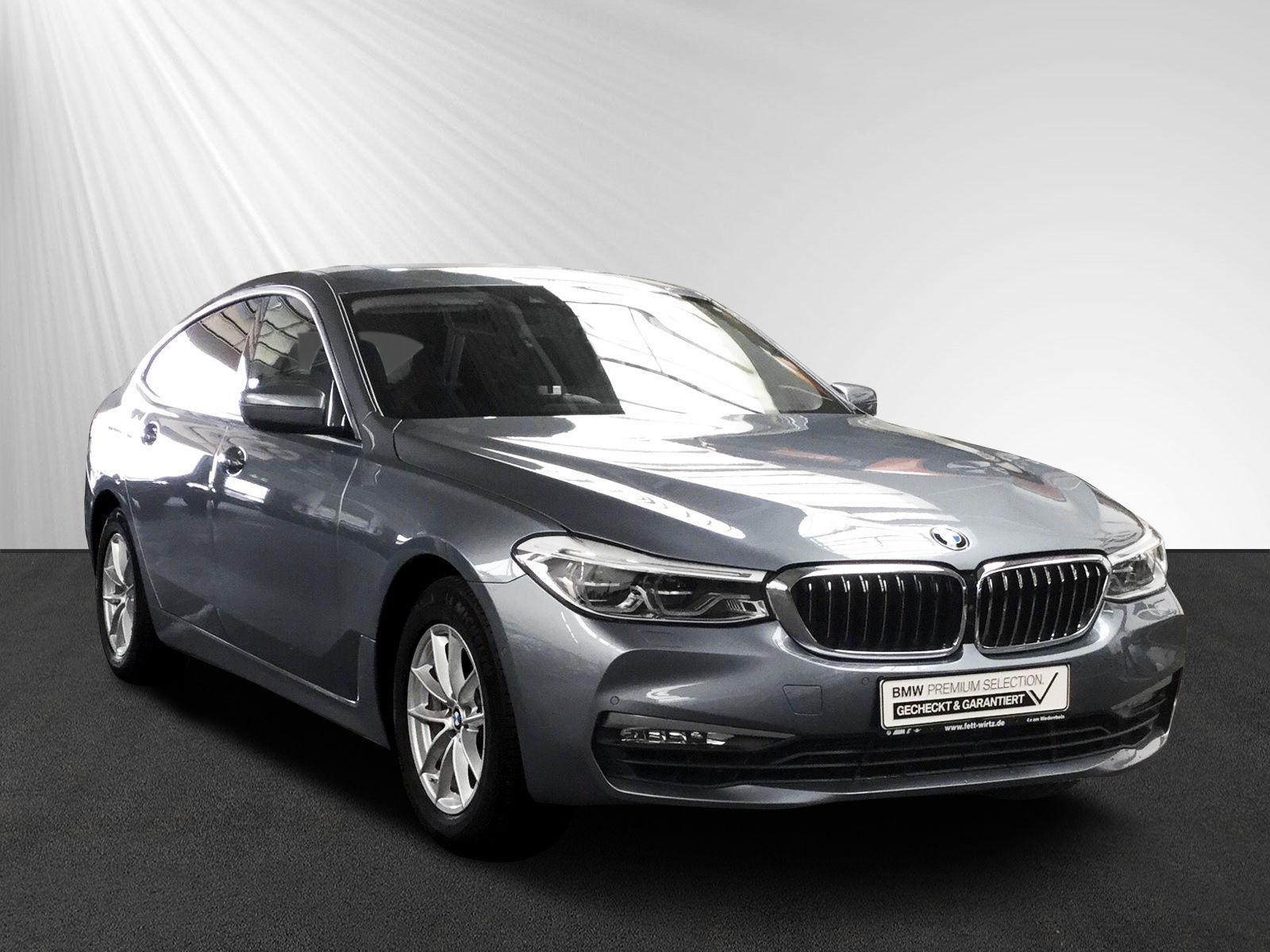 BMW 630 Gran Turismo GT NaviProf. HUD LED Pano Standhz, Jahr 2018, diesel