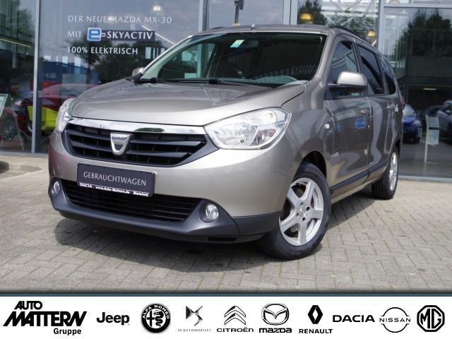 Dacia Lodgy 1.2 Laureate 7-Sitzer Navi Klima Sitzheizung, Jahr 2014, Benzin