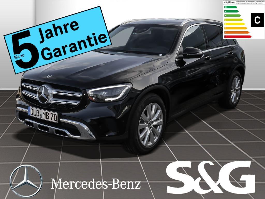 Mercedes-Benz GLC 200 4M MBUX/R.kamera/Leder/Keyless/LED/Navi/, Jahr 2019, Benzin