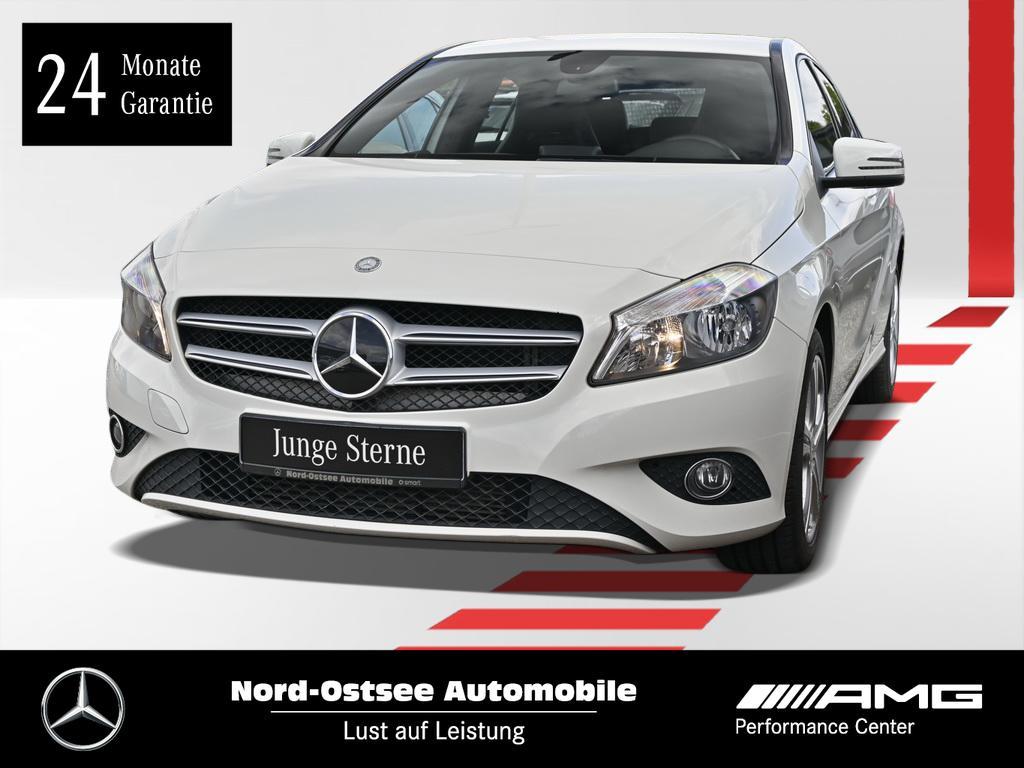 Mercedes-Benz A 180 Urban BE Kamera Klima LED Tagfahrlicht, Jahr 2013, Benzin