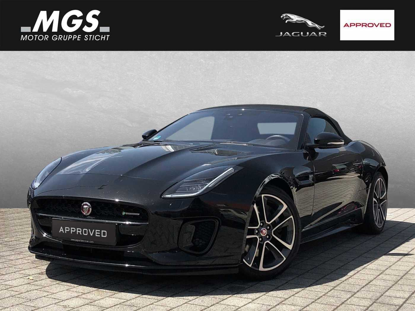 Jaguar F-Type Cabriolet 2.0 R-Dynamic #Kamera #Keyless, Jahr 2018, Benzin