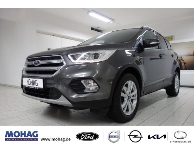 Ford Kuga Cool & Connect*Navi-Klima-PDCv+h-WinterPaket-8fachbereift*, Jahr 2018, Benzin