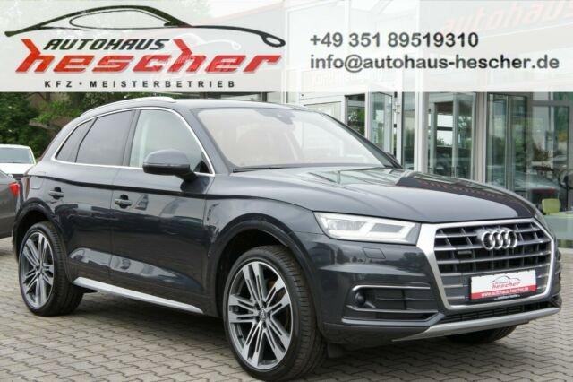 Audi Q5 sport 3,0 TDI quattro Tiptronic*LED*NAVI*AHK*, Jahr 2018, Diesel