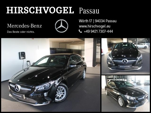 Mercedes-Benz CLA 200 d 4M SB AHK+Navi+LED+PDC+SHZ+Licht&Sicht, Jahr 2017, Diesel