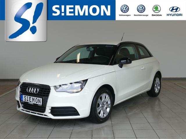 Audi A1 1.2 TFSI Attraction Klima SHZ RadioCD, Jahr 2012, petrol