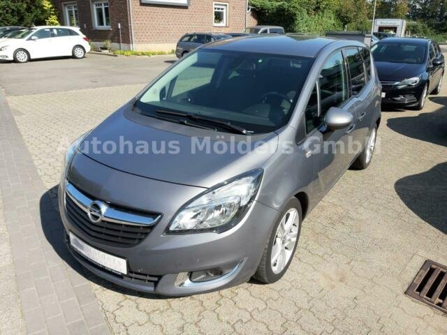 Opel Meriva 1.4 *Garantie*Klima*101 mtl., Jahr 2015, Benzin