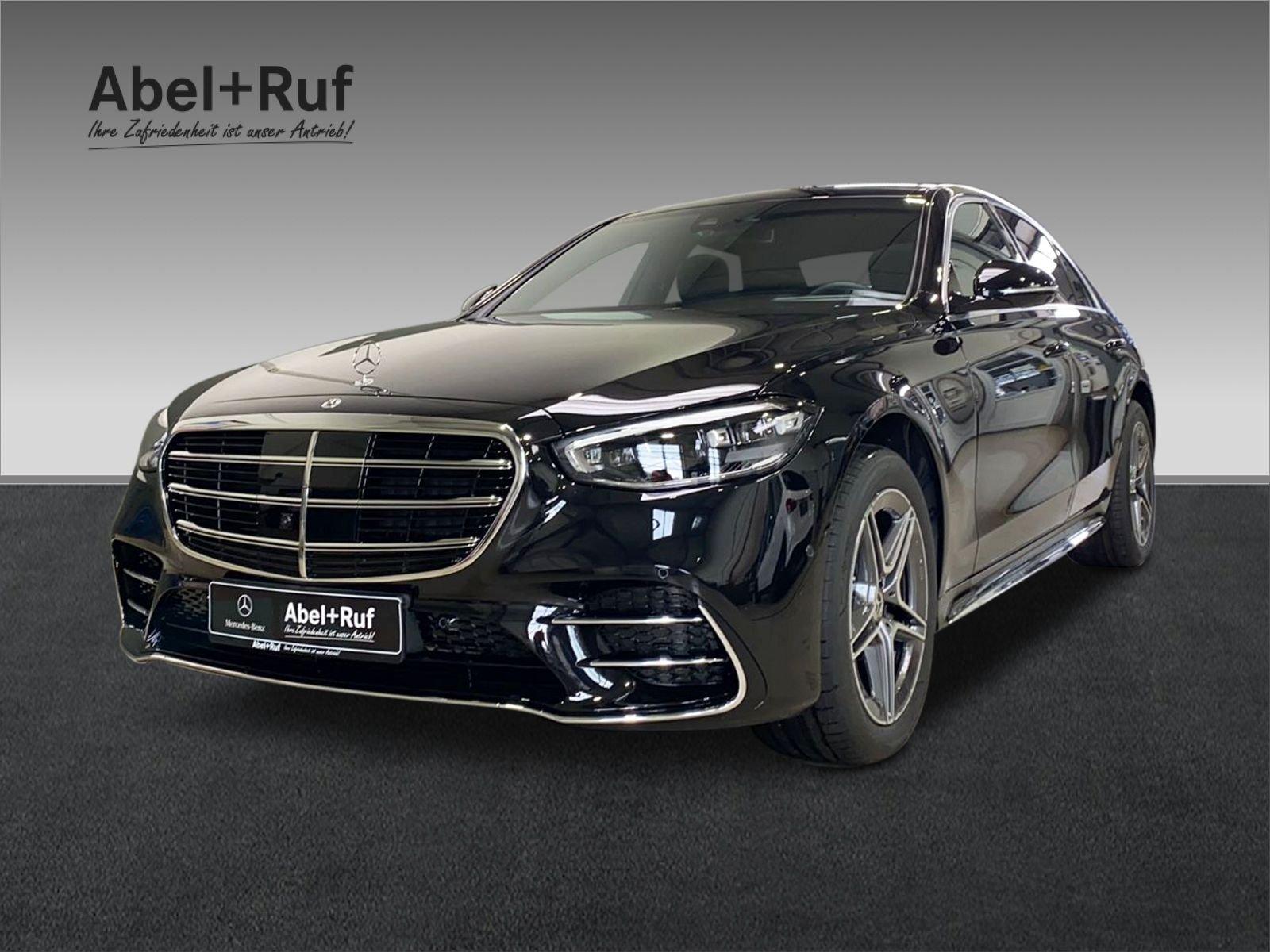 Mercedes-Benz S 350 d 4M+AMG+DISTRONIC+PANORAMA-SHD+3D-DISPLAY, Jahr 2021, Diesel