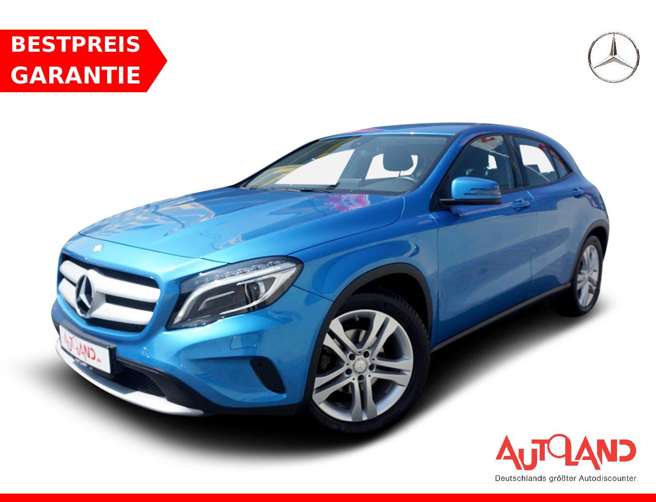 Mercedes-Benz GLA 180, Jahr 2016, Benzin