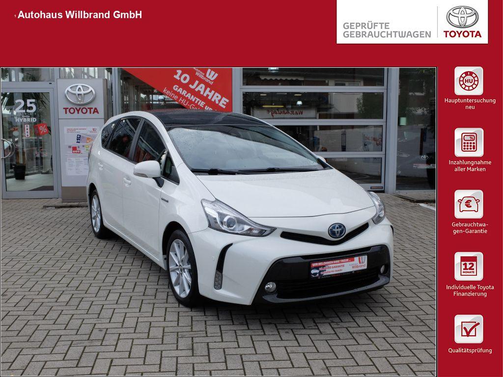 Toyota Prius+ (Hybrid) Executive, Bestzustand, sofort lieferbar, Jahr 2019, Hybrid